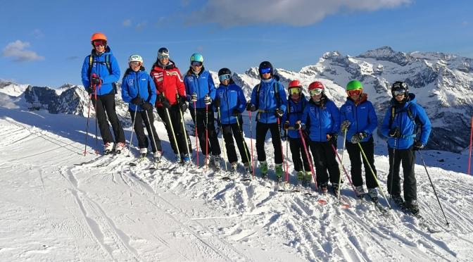 Ski academy – ragazzi